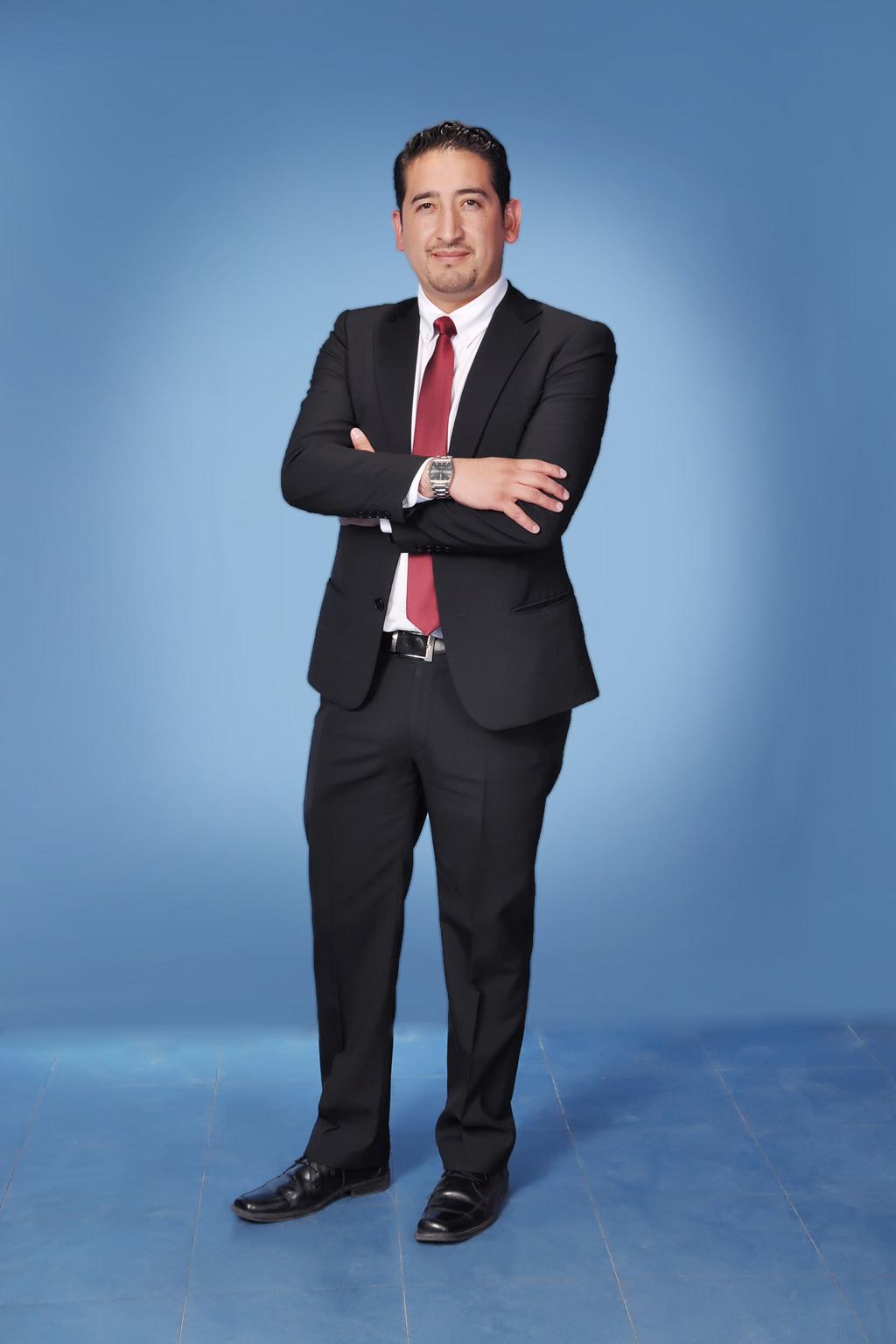 Dr. Daniel Gutierrez Salvatierra